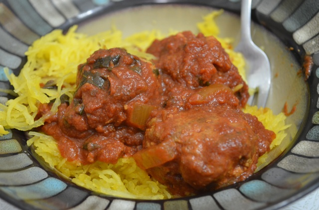 Crock-Pot Italian Turkey Meatballs with Marinara Sauce ...